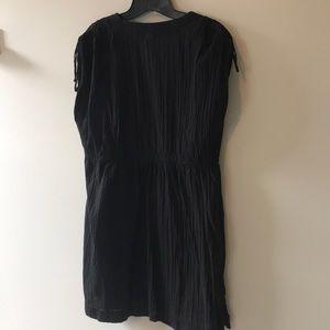 Lauren Ralph Lauren Swim - Lauren black cotton coverup.